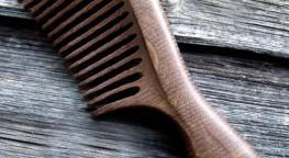 Польза деревянной расчески